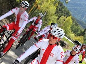 Sukcesy kolarzy górskich w Austrii i Czechach
