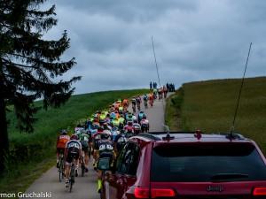 Szeroki skład na Tour de Pologne