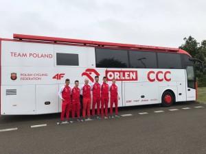 Skład reprezentacji Polski na Tour de l'Avenir 2017