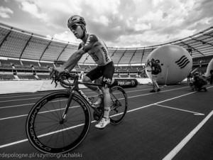 Tragiczny wypadek - Tour de Pologne 2019- Bjorg Lambrecht