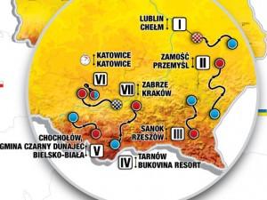 Skład Reprezentacji Polski na 78 Tour de Pologne